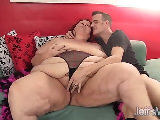 Redhead of age whore Sweet Cheaks gets fucked hard.