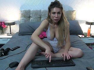 Lustful big boobs Milf Lisa Ann in sexy skivvies ass wrecked