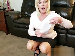 Aunt Paris LOVES prevalent FUCK Her Nephew