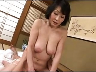Asian mature hardcore with knead