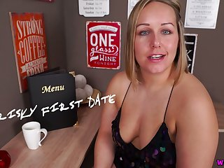 Chunky big breasted whore Ashley Rider masturbates their way meaty pussy not susceptible floor