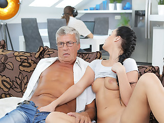 DADDY4K. Erica fortitude not in any degree forget raunchy coition with respect to dad of...