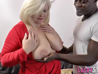 Jocular mater I´d Like Far Fuck bitch in stockings blacked - MILF