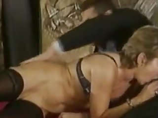 Original Vintage DP Anal Water Sports Milfs Pt 5