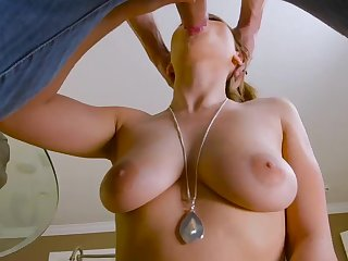 Crazy porn to a busty milf in partner in crime savoury scenes