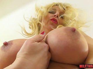 British housewife assfuck around cum shot