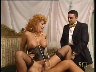 Il Pelmet Di Notte (Milly D'Abbraccio) 1998 Italian retro