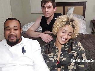 sexy newbie remi dolce mixed mexican n black gets fucked by cockeye tall bam