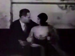 Crooked Boss Fucks His Secretary (1950s Vintage)