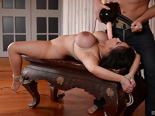 Filial milf roughly fucked and dominated