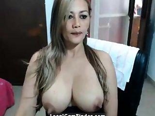 Beamy nipple Mature MILF