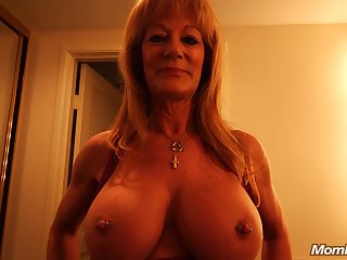 Nasty Milf Humped In Hotel Room - big knockers