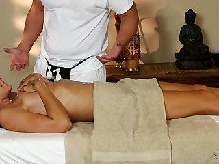 Chary slender vixen hot palpate porn movie