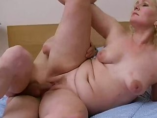 Lena Blond Hair Girl Mature Russian And Will not hear of Plaything Young man - elena (i)