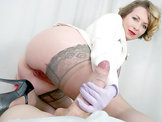 Mistress T in A Stiff Procedure - Part 2 - HoloGirlsVR