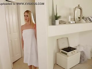 Mommy, is this adequate? - Cadence Lux and Mona Wales